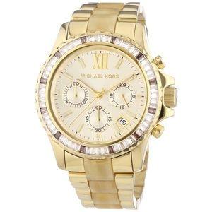 NWT MICHAEL Michael Kors Chronograph Watch
